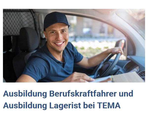 Ausbildung Berufskraftfahrer in 78050 Villingen-Schwenningen