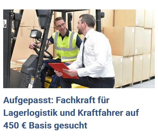 Fachkraft Lagerlogistik in  Villingen-Schwenningen